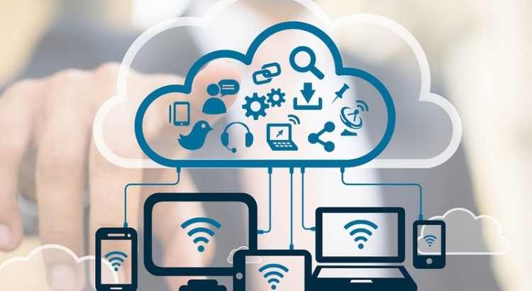 Cloud based - Technology in the workspace