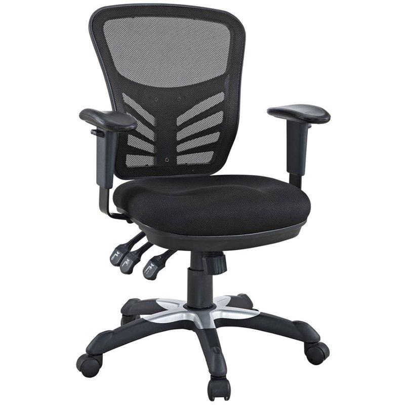Ergohuman High Back Executive Chair with Headrest