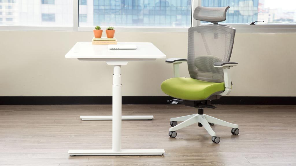 Autonomous Office Chair - Ever green Ergochair 2
