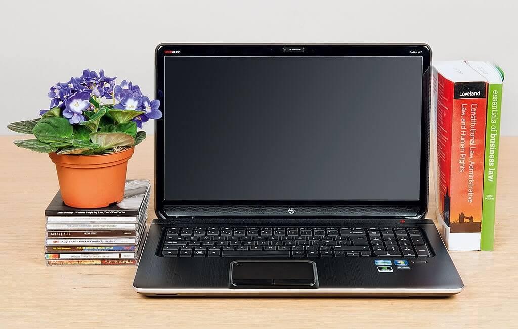 HP Pavilion desktop