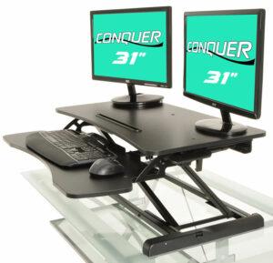 Conquer Desktop Tabletop