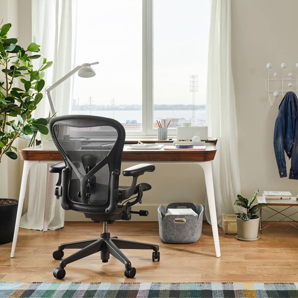 Herman Miller chair - best office chair for long hours of sitting
