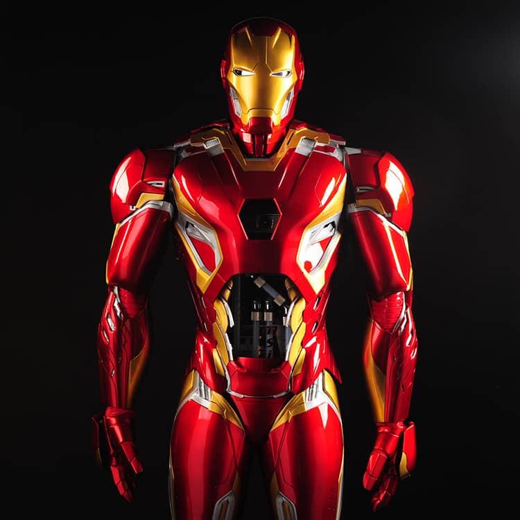 Iron Man MK45 MSI Pro
